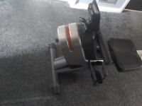 Body sculpture magnetic rowing machine