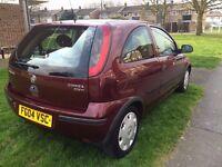 Vauxhall Corsa Life 1.2 (2004) Quick Sale