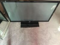 LG 42 inch 720p plasma hdtv Spairs or repair