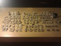 100+ Doctor Who Metal Miniatures - Warhammer Doctor Who Miniature Game
