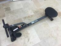 ### Pro Fitness Rowing Machine - As New - ###