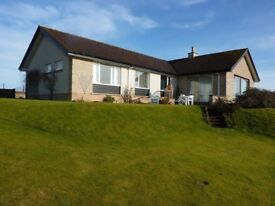 5/6 bedroom house for sale, 1 mile from Dornoch