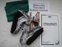 Theraband Exercise handles