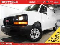 2016 GMC Savana 2500 EXTENDED| LOW KMS!| READY FOR THE JOB!| Mississauga / Peel Region Toronto (GTA) Preview