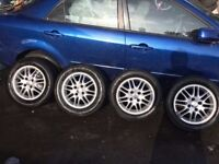 Ford Focus wheels