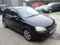 2004 VAUXHALL CORSA 1.3 CDTI DIESEL, NICE CLEAN CAR WITH FULL 12 MONTHS MOT, DRIVES VERY WELL