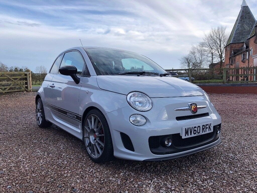 fiat 500 abarth esseesse in rare campovolo grey in worcester worcestershire gumtree. Black Bedroom Furniture Sets. Home Design Ideas