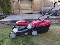 Mountfield HP470 Hand-Propelled Petrol Mower