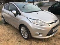 59 Plate 2009 Ford Fiesta 1.6 Titanium* 5 Door - 1 Lady Owner From New** New 12 Months Mot