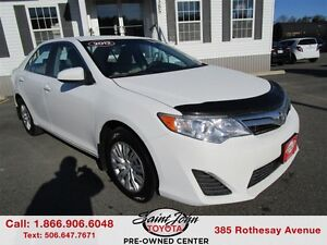 2012 Toyota Camry LE $160.04 BI WEEKLY!!!