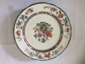 Spode Chinese Rose Dinner Service