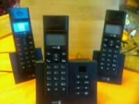 Cordless DECT phone + answer