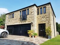 SUPERB 3 BEDROOM COACH HOUSE FOR RENT TO LET KEIGHLEY BD20 6LP - SHANN MANOR HAWKSTONE DRIVE