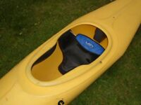 Superb Surf / General Purpose Prijon Kayak with Spraydeck