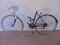 "Classic/Vintage/Retro Raleigh Topaz 19.5"" Racing/Road Bike"