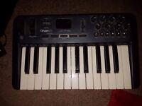 OXYGEN 25 - 3RD GEN - MIDI CONTROLLER