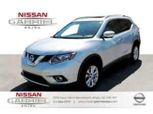 2016 Nissan Rogue SV AWD NAVIGATION+TOIT+CAMERA 360