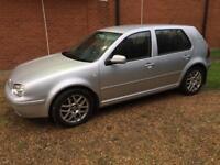 2003 VW GOLF GTI TURBO 180BHP LOW MILEAGE