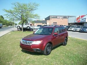 2012 Subaru Forester 2.5X Convenience Package ~ BLUETOOTH ~ HEAT