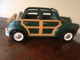Sylvanian Families Green Car