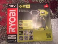 Ryobi 18V Drill Driver