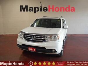 2014 Honda Pilot EX-L| Remote Starter, Leather, All-Wheel Drive!