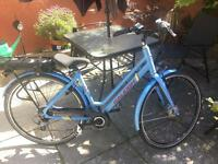 Women's Raleigh Electric Bike