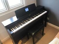 Roland HPI-6F-ERW | digital upright piano