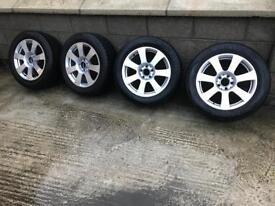"Mercedes S-Class W221 17"" Winter alloys x4"