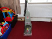bissell carpet cleaner working order