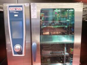 RATIONAL OVENS NEW & USED / RESTAURANT EQUIPMENT