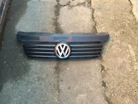 VW T5 GENUINE COMERCIAL GRILL