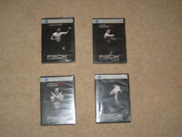BEACHBOY P90X4 NEW FITNESS DVDS