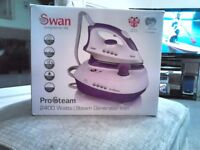 SWAN PROSTREAM , STEAM GENERATOR IRON.