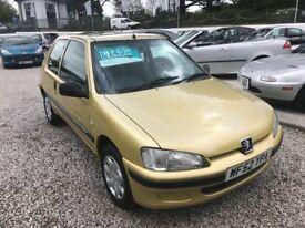 Peugeot 106 1.1 **LOW MILEAGE+12 MOT-CHEAP CAR**