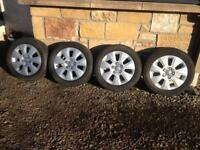 Audi A3 or Vag Alloys/ Tyres 205's