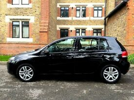 Volkswagen Golf Disel 1.6 TDI BlueMotion Tech SE 5dr , Service History , Immaculate Condition £4750