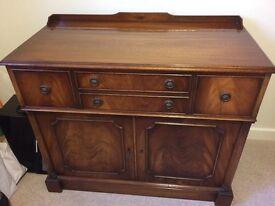Antique style bureau, excellent condition