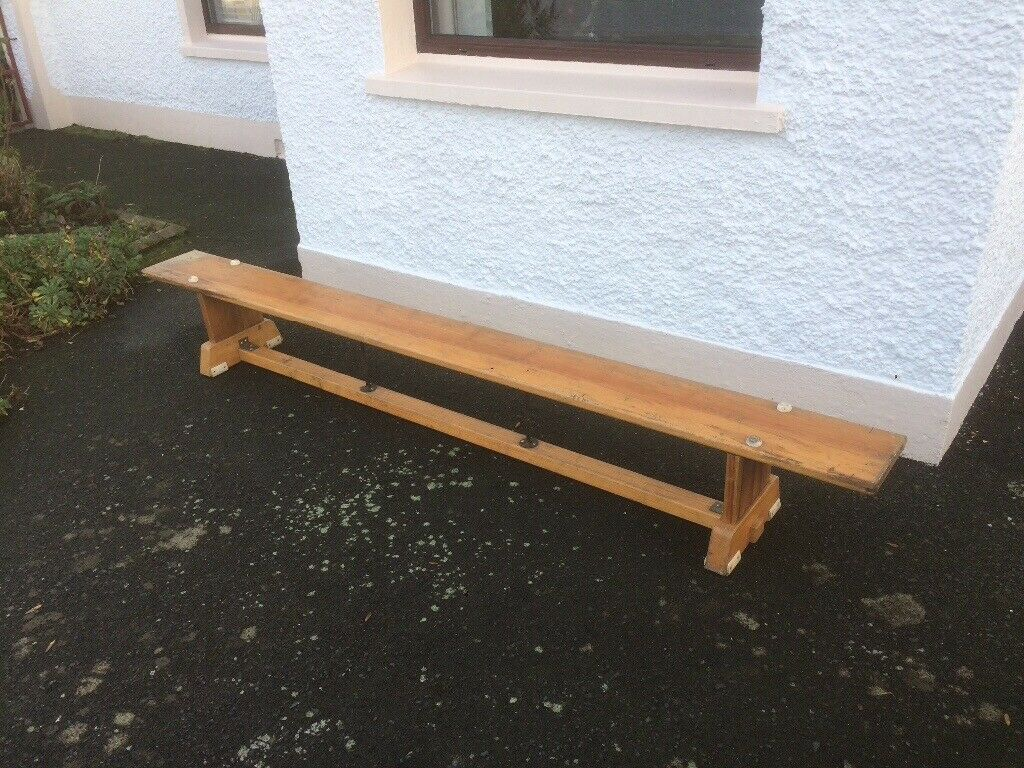 Prime Wooden School Gym Bench In Armagh County Armagh Gumtree Theyellowbook Wood Chair Design Ideas Theyellowbookinfo