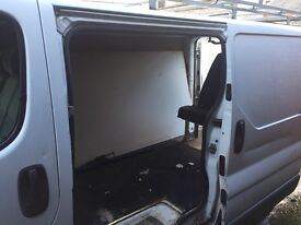 Vauxhall Vivaro cdti 1.9 lwb