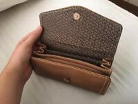 Large tan purse - Next