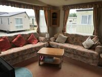 Static caravan for private sale at Tattershall Lakes Country Park, Lincolnshire
