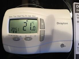 Drayton Programmable room thermostat wireless RF720