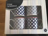 Mugs brand new