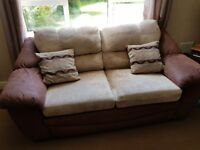 2 & 3 seater sofas for sale. £100