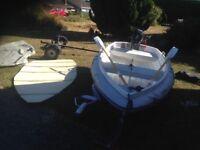 Walker Bay RID 275 10ft can deliver