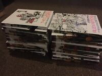 Judge Dredd mega collection (Hachette). Job lot of 23 book.