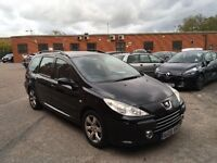 2006 Peugeot 307 Diesel Good Runner with history and mot
