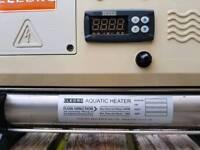 3kw Pond heater