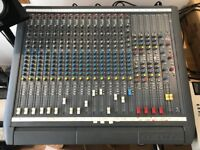 Soundcraft Delta 16 Channel Classic Analogue Mixing Desk